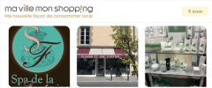 Consommer local avec Ma ville Mon Shopping